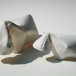 hippo origami sculpture by Giang Dinh