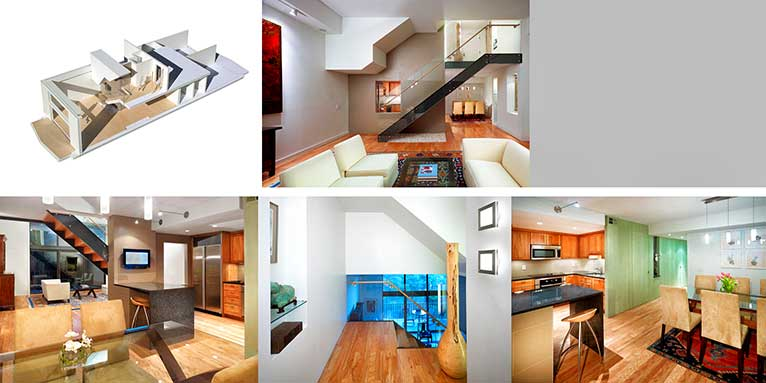 dep designed condo refit